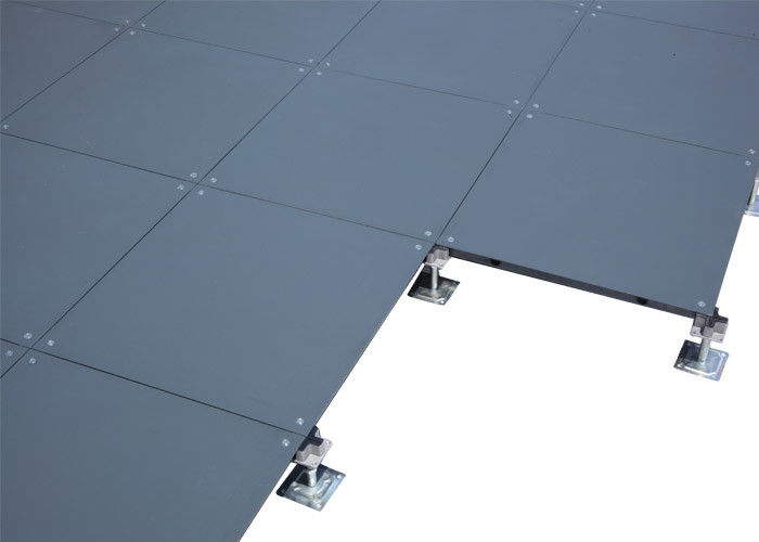 Low Profile Raised Access Floor System , Clean Room OA Raised Flooring Systems